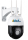 ESOL - ESLO/2 -ST-WI-FI & 4G- Speed Dome IP De Exterior 2 MP Zoom Optic 20x, STARLIGHT, Wi-Fi & 4G, Vedere noaptea (IR & Laser)  150 m