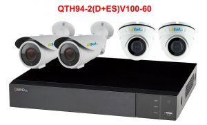 QTH94-2(D+ES)V100-60 - 1xQTH94 + 2xDV100/30A + 2xESV100/60A