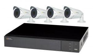 Kit supraveghere video - QTH98B-4QH8057B - 1xQTH98B + 4xQH8057B