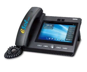 "Esol -  TVOIP-VIP - Videotelefon VOIP VIP LCD 7"" TFT PoE ANDROID Multi Touch 6 Linii SIP"