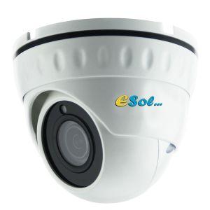Esol - Camera video ESOL AHD/TVI/CVI/Analog 2.0 MP, lentila 2.8 mm, carcasa plastic