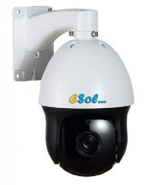 Esol - ESLO/2 -ST- Speed Dome IP De Exterior 2 MP Zoom Optic 20x, STARLIGHT, Vedere noaptea (IR & Laser)  300 m