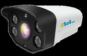 Esol - ES200/40-POE  Camera video IP 2Mp PoE integrat, IR 40m