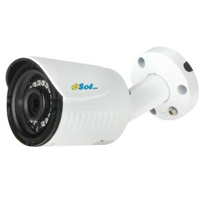 Esol ES500L/20A - Camera video EXTERIOR  Carcasa Metalica, 5MP LITE / 2MP, lentila 2.8 mm