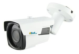 ESV500/40-POE - Camera EXTERIOR, 5 MP, lentila (2.8-12)mm, IR 40m, H.264/H.265