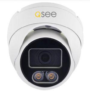 QH8523D - Camera video DOME, Metalica, LUMINA CALDA, 5.0 MP, lentila 2.8 mm