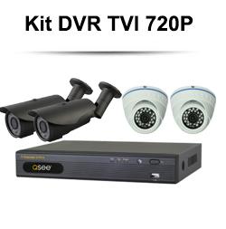 Promotie TVI - 1 x QT914 + 2 x DV130/30T + 2 x ESV100/40T