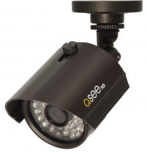 Q-See QH7211B - Camera video de exterior 720p,  HD-AHD, 1 MP 24 LED-uri IR