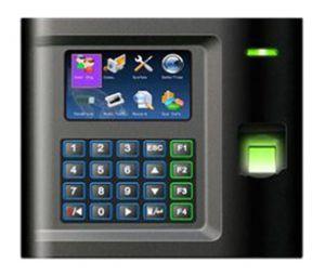 ESOL - UC10C - Unitate de control acces si pontaj cu amprenta digitala si card Mifare