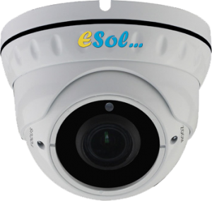 Esol DV400/30-SD - Camera video IP, 4 MP cu salvare pe SD-CARD