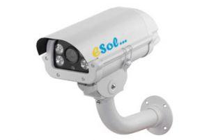 Esol ESV400/80A Camera video de exterior AHD, 4 Megapixeli IR 80m