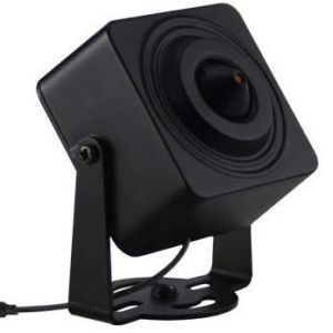 Esol - Camera video IP MINIATURA Wi-Fi – Audio Bidirectional & Alarma Incorporate