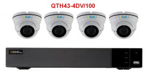 QTH98-4DV/100 - 1xQTH98 + 4xDV100/30A