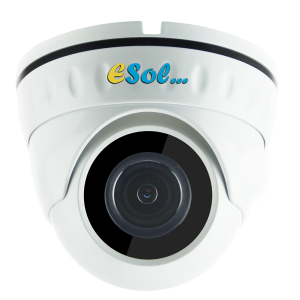 Esol - D200/20A - Camera exterior & interior AHD / TVI / CVI / Analogic, 1080p