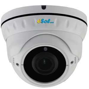 Esol DV500/30A - Camera video AHD/TVI 5Mp, CVI 4M, CVBS lentila varifocala 2.8-12mm