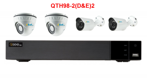 QTH98B-2(D&E)2 - 1xQTH98B + 2xD500L/20A + 2xES500L/20A