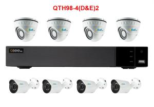 QTH98B-4(D&E)2 - 1xQTH98B + 4xD500L/20A + 4xES500L/20A