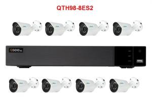 QTH98B-8ES2 - 1xQTH98B + 8xES500L/20A