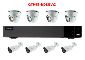 QTH98-4(D&EV)2 - 1xQTH98 + 4xD200/20A + 4xESV200/40A