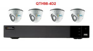 QTH87-4D2 - 1xQTH87 + 4xD500L/20A