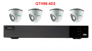 QTH85-4D2 - 1xQTH85 + 4xD500/20A