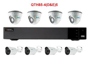 QTH87-4(D&E)5 - 1xQTH87 + 4xD500L/20A + 4xES500L/20A