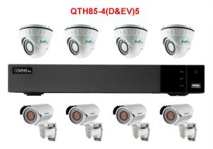 QTH85-4(D&EV)5 - 1xQTH85 + 4xD500/20A + 4xESV500/40A