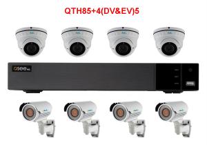 QTH85+4(DV&EV)5 - 1xQTH85 + 4xDV500/30A + 4xESV500/40A