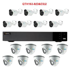 QTH163-8(D&ES)2 - 1xQTH163 + 4xD200/20A + 4xES200/20A