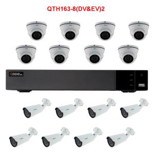 QTH163-8(DV&EV)2 - 1xQTH163 + 8xES200/20A + 8xESV200/40A