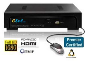 Esol - EN265/208-PoE - NVR 8 canale / 8Mp / 8 PoE