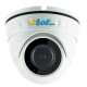 Esol D500L/20A - Camera video Dome Carcasa Metalica, 5MP/2.0 MP, lentila 2.8 mm
