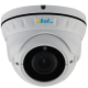 DV800L/30A - Camera video DOME Carcasa Metalica, 8.0 MP, lentila (2.8-12)mm