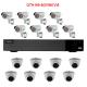 QTH167-8(DV&EV)5 - 1xQTH167 + 8xDV800L/30A + 8xESV500/40A