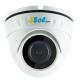 Esol - D200/20A - Camera exterior & interior AHD / TVI / CVI / Analogic, 1080p