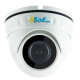 Esol - Camera video D400/20-PoE, 4Mp, cu PoE integrat, IR 20m